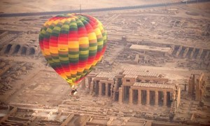 Luxor hot air balloon crashed