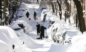 Snowstorm Death Toll Rised 15